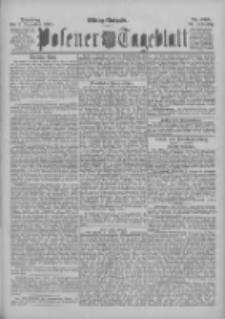 Posener Tageblatt 1895.12.03 Jg.34 Nr565