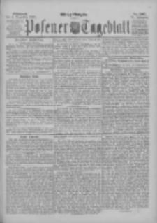 Posener Tageblatt 1895.12.04 Jg.34 Nr567