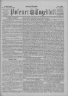 Posener Tageblatt 1895.12.05 Jg.34 Nr569