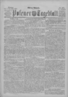 Posener Tageblatt 1895.12.09 Jg.34 Nr575