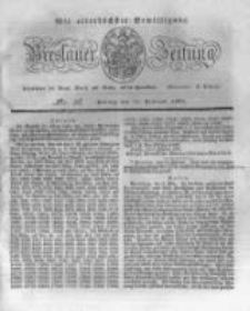 Breslauer Zeitung. 1831.02.11 Nr36