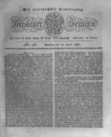 Breslauer Zeitung. 1831.04.18 Nr90