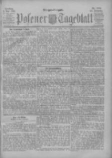 Posener Tageblatt 1901.05.03 Jg.40 Nr205