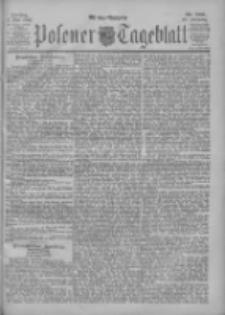 Posener Tageblatt 1901.05.03 Jg.40 Nr206
