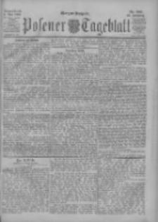 Posener Tageblatt 1901.05.04 Jg.40 Nr207