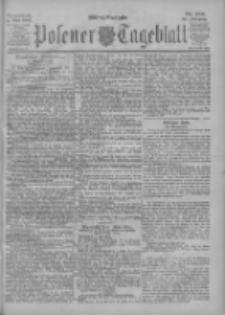 Posener Tageblatt 1901.05.04 Jg.40 Nr208
