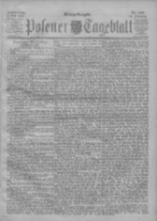 Posener Tageblatt 1901.05.09 Jg.40 Nr216