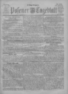 Posener Tageblatt 1901.05.13 Jg.40 Nr222