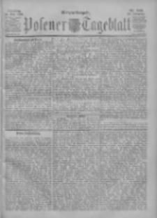 Posener Tageblatt 1901.05.14 Jg.40 Nr223