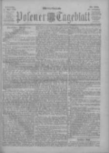 Posener Tageblatt 1901.05.14 Jg.40 Nr224
