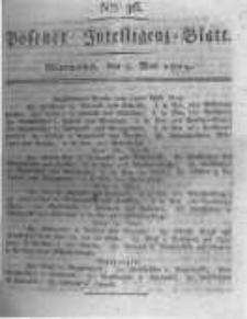 Posener Intelligenz Blatt. 1819.05.05 Nr36