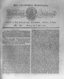 Breslauer Zeitung. 1831.05.09 Nr107