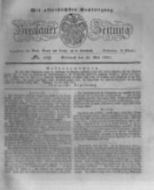 Breslauer Zeitung. 1831.05.25 Nr119