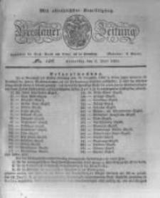 Breslauer Zeitung. 1831.06.02 Nr126