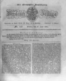 Breslauer Zeitung. 1831.06.27 Nr147