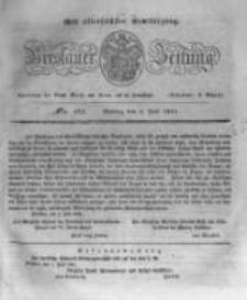 Breslauer Zeitung. 1831.07.04 Nr153