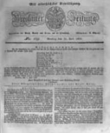 Breslauer Zeitung. 1831.07.11 Nr159