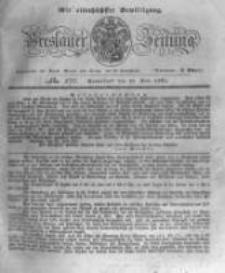 Breslauer Zeitung. 1831.07.23 Nr170