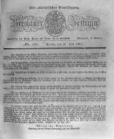 Breslauer Zeitung. 1831.07.25 Nr171