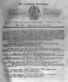 Breslauer Zeitung. 1831.07.27 Nr173