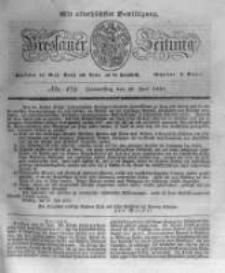 Breslauer Zeitung. 1831.07.28 Nr174