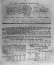 Breslauer Zeitung. 1831.07.29 Nr175