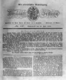 Breslauer Zeitung. 1831.07.30 Nr176