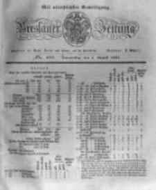 Breslauer Zeitung. 1831.08.04 Nr180