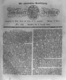 Breslauer Zeitung. 1831.08.09 Nr184
