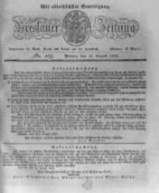 Breslauer Zeitung. 1831.08.15 Nr189
