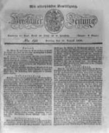 Breslauer Zeitung. 1831.08.19 Nr193