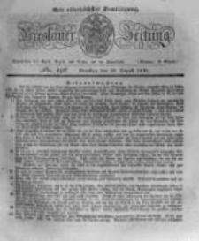 Breslauer Zeitung. 1831.08.23 Nr196