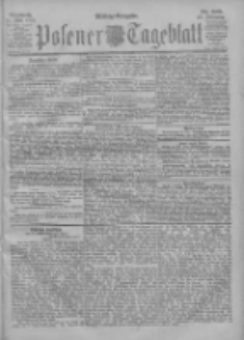 Posener Tageblatt 1901.05.15 Jg.40 Nr226