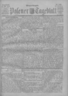 Posener Tageblatt 1901.05.18 Jg.40 Nr229