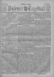Posener Tageblatt 1901.05.21 Jg.40 Nr234