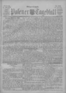 Posener Tageblatt 1901.05.22 Jg.40 Nr235
