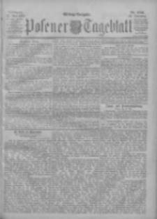 Posener Tageblatt 1901.05.22 Jg.40 Nr236