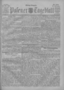 Posener Tageblatt 1901.05.24 Jg.40 Nr240