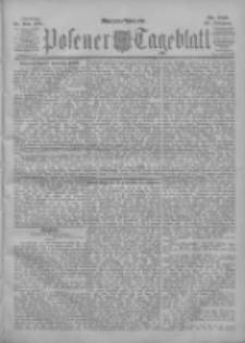 Posener Tageblatt 1901.05.26 Jg.40 Nr243