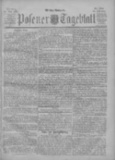 Posener Tageblatt 1901.05.28 Jg.40 Nr244