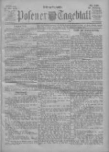 Posener Tageblatt 1901.05.29 Jg.40 Nr246