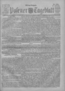 Posener Tageblatt 1901.05.30 Jg.40 Nr248