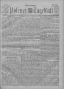 Posener Tageblatt 1901.05.31 Jg.40 Nr250