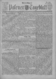 Posener Tageblatt 1901.06.01 Jg.40 Nr251