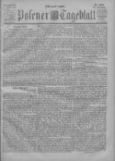 Posener Tageblatt 1901.06.01 Jg.40 Nr252