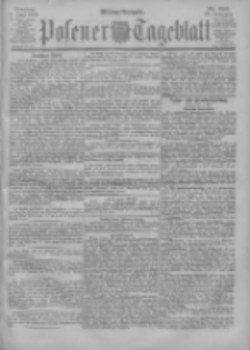 Posener Tageblatt 1901.06.03 Jg.40 Nr254