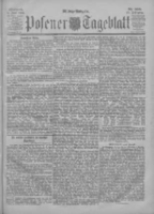 Posener Tageblatt 1901.06.05 Jg.40 Nr258