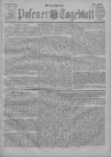 Posener Tageblatt 1901.06.06 Jg.40 Nr260