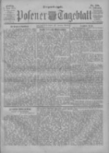 Posener Tageblatt 1901.06.07 Jg.40 Nr261