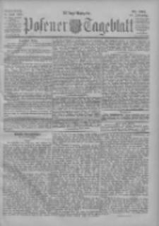 Posener Tageblatt 1901.06.08 Jg.40 Nr264